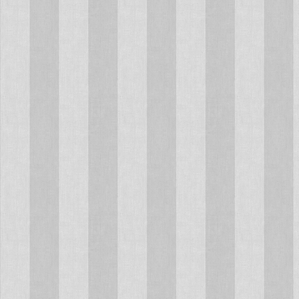 Heritage Stripe Wallpaper - Grey - by Graham & Brown