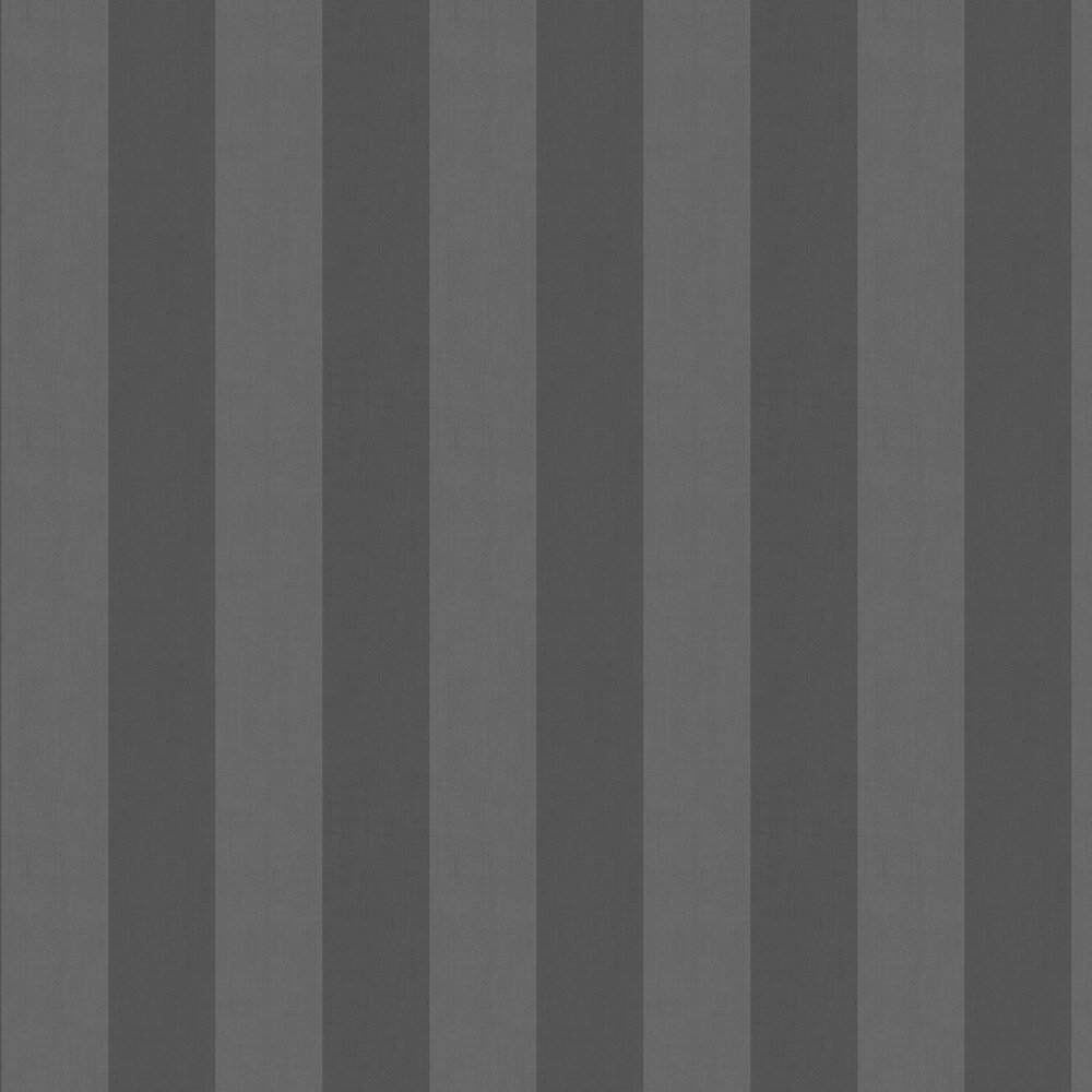 Graham & Brown Heritage Stripe Charcoal Wallpaper - Product code: 107592