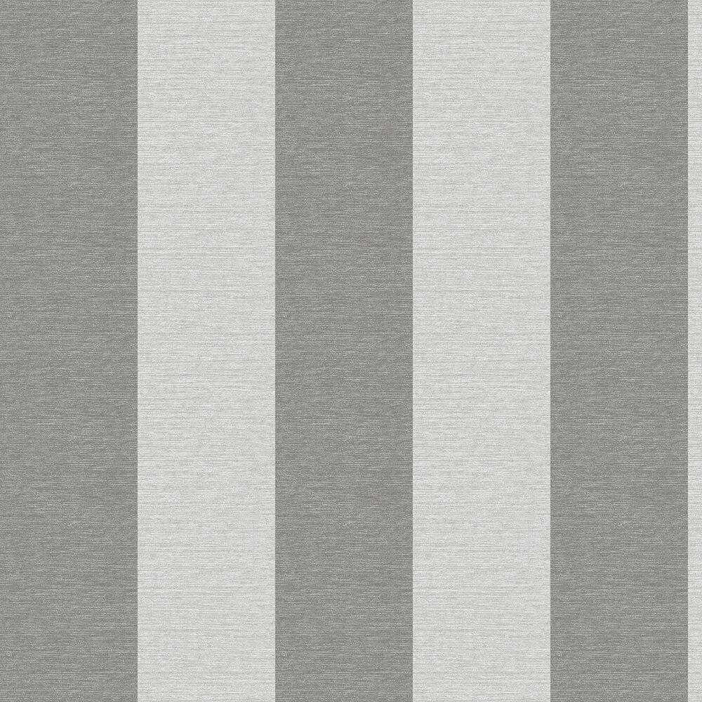 Atelier Stripe Wallpaper - Slate - by Graham & Brown