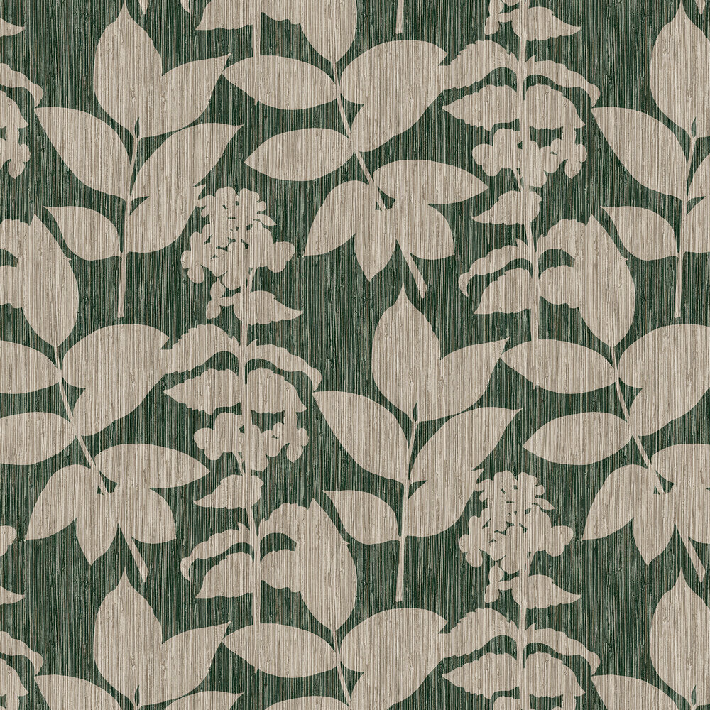 Aspen Wallpaper - Pine - by Graham & Brown