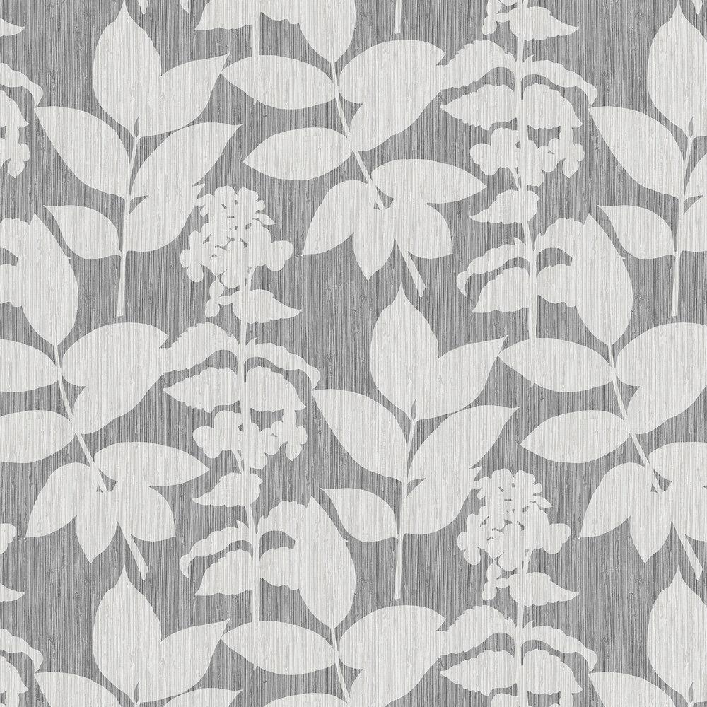 Aspen Wallpaper - Grey - by Graham & Brown