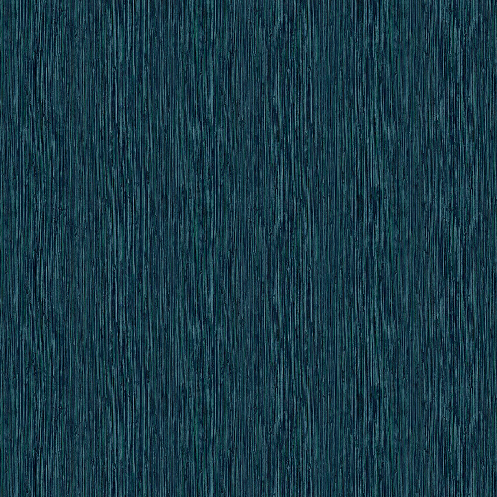 Grasscloth Texture Wallpaper - Teal - by Graham & Brown