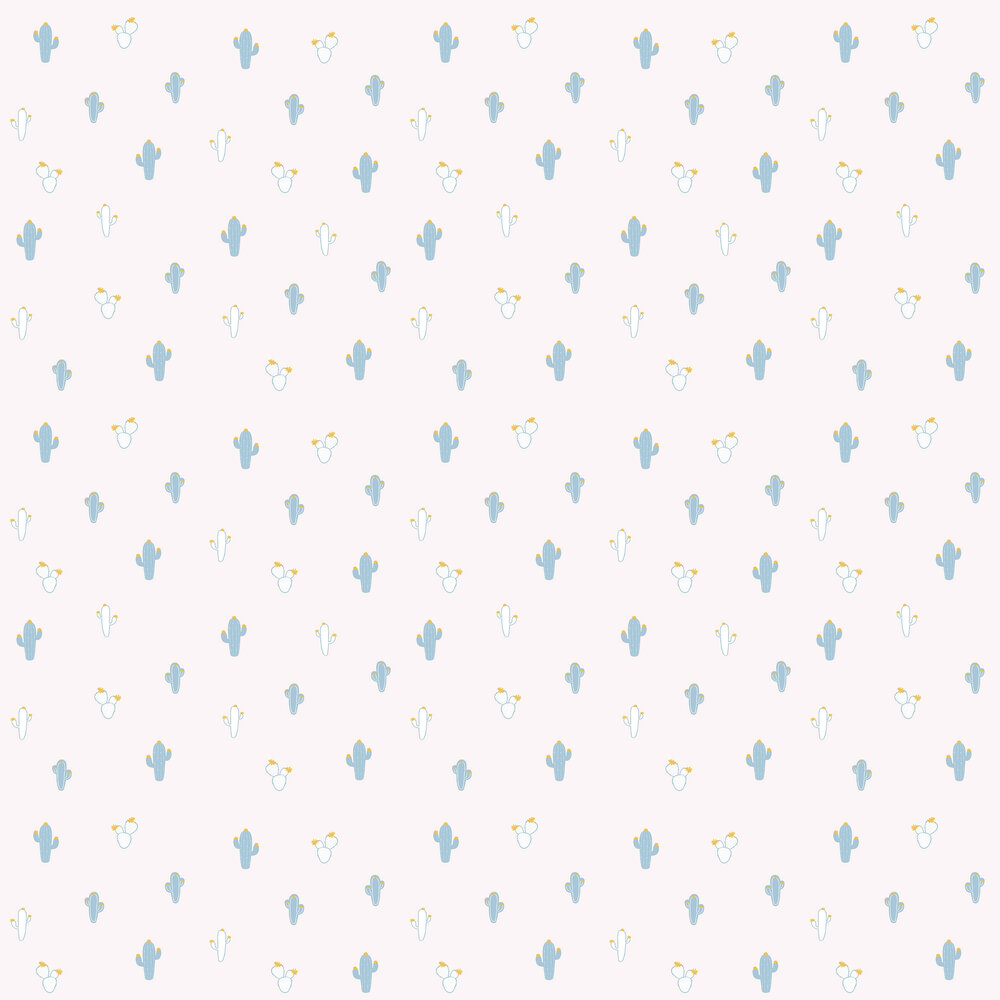 Galerie Cactus Blue Wallpaper - Product code: ND21113