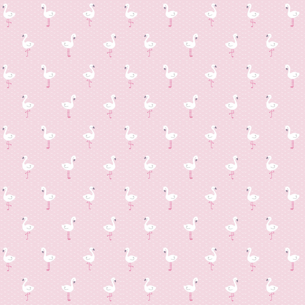 Galerie Flamingo Pink Wallpaper - Product code: ND21121