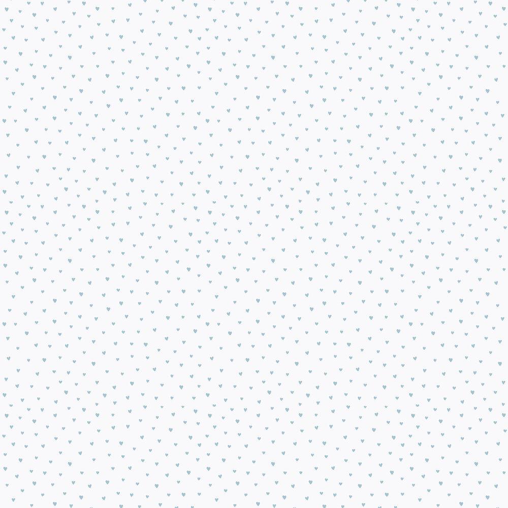 Galerie Heart of Glitter Blue Wallpaper - Product code: ND21123