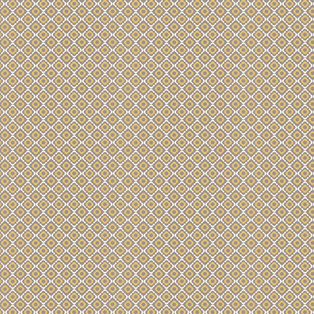 Quatrefoil Wallpaper - Barbican - by Paint & Paper Library