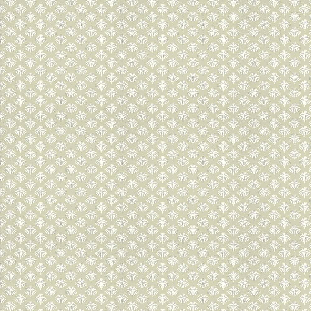Ballari Wallpaper - Parchment - by Scion