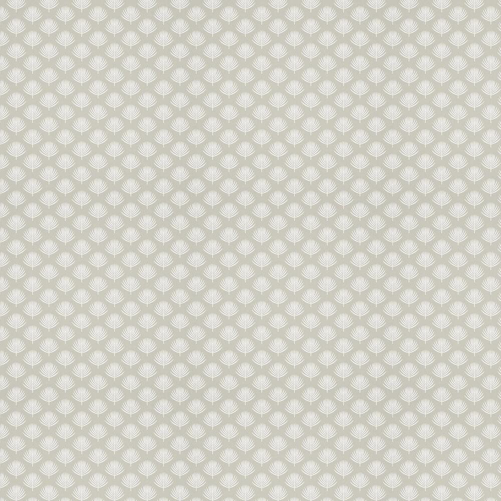 Ballari Wallpaper - Dove - by Scion