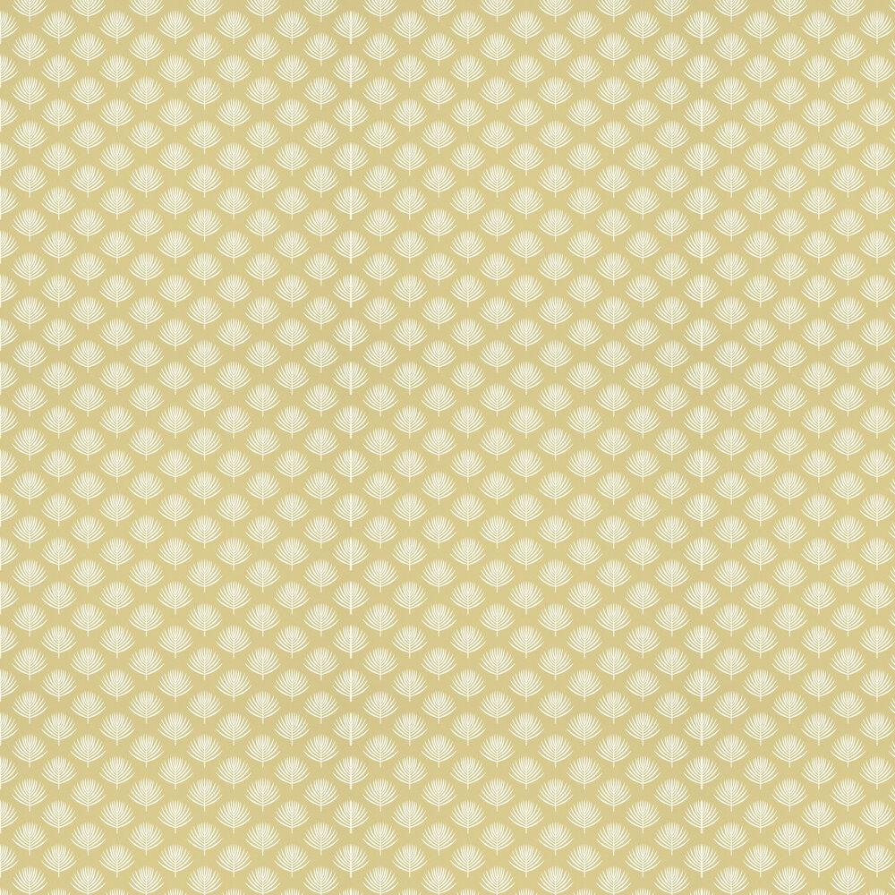 Ballari Wallpaper - Limeade - by Scion