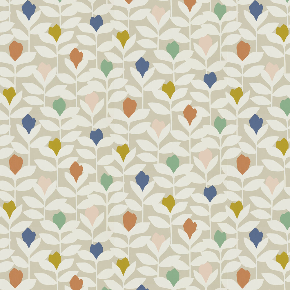 Scion Padukka Flamenco Wallpaper - Product code: 112215