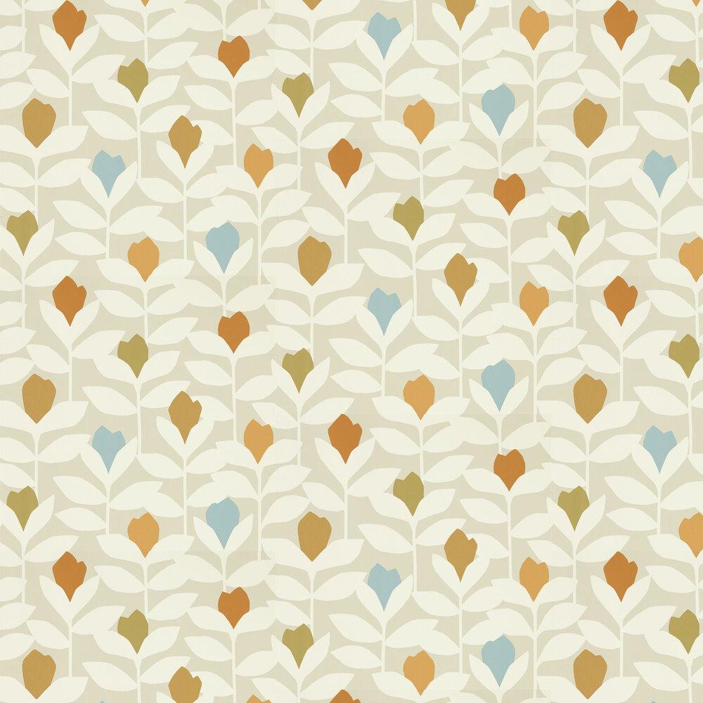 Scion Padukka Tangerine Wallpaper - Product code: 112216