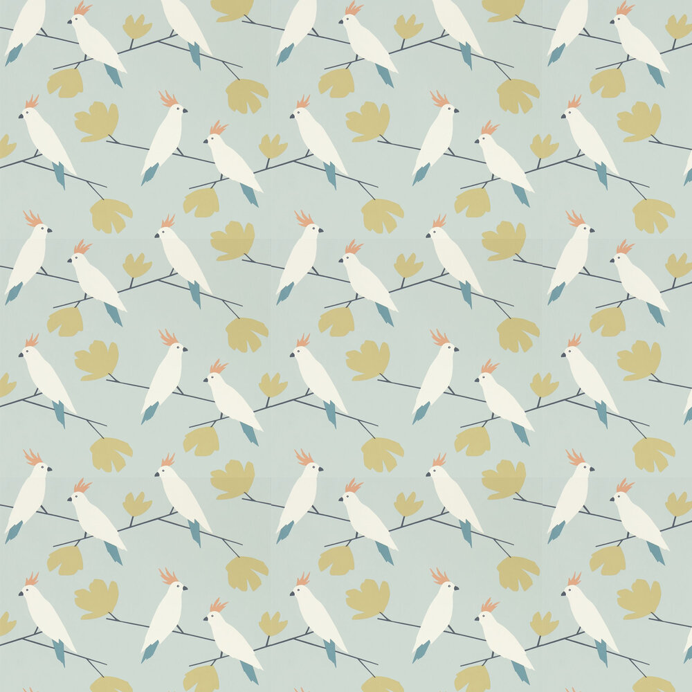 Scion Love Birds Candy Wallpaper - Product code: 112220