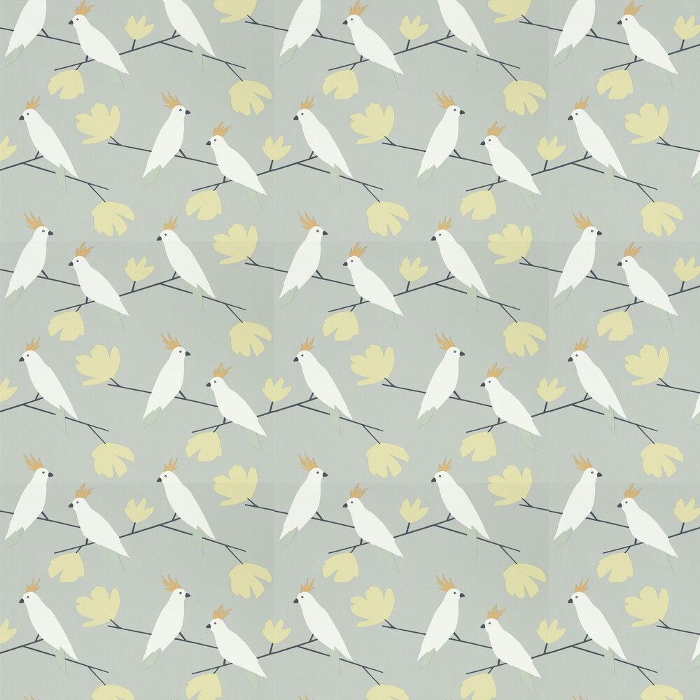 Scion Love Birds Willow Wallpaper - Product code: 112222