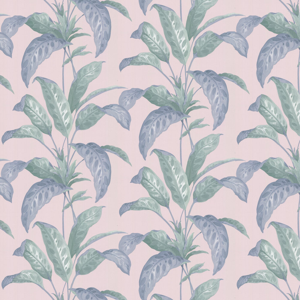 Tropicane Wallpaper - Plaster - by Paint & Paper Library