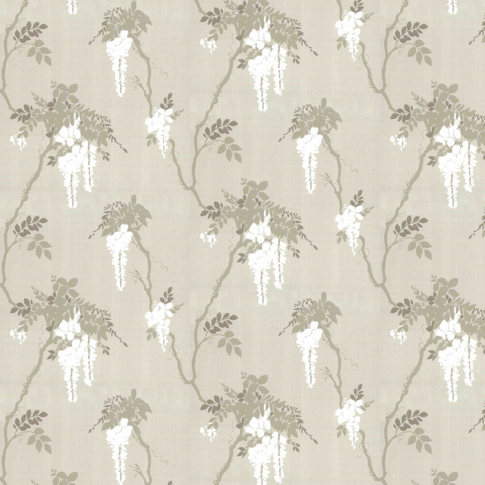 1838 Wallcoverings Leonora Ivory Wallpaper - Product code: 1703-109-01