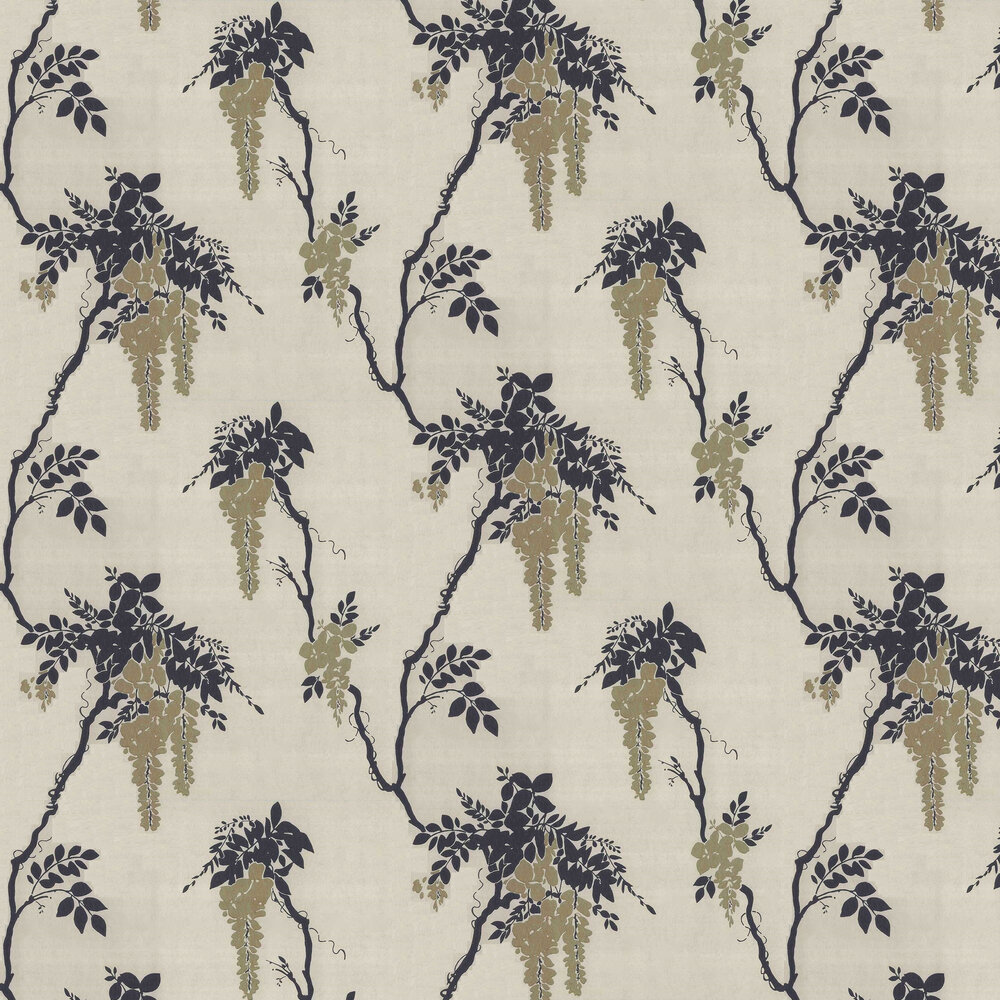 1838 Wallcoverings Leonora Gold Wallpaper - Product code: 1703-109-04
