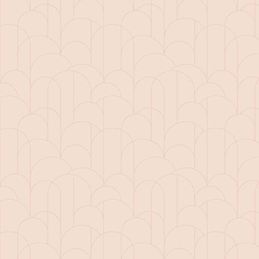 Engblad & Co Arch Pink Wallpaper - Product code: 8960