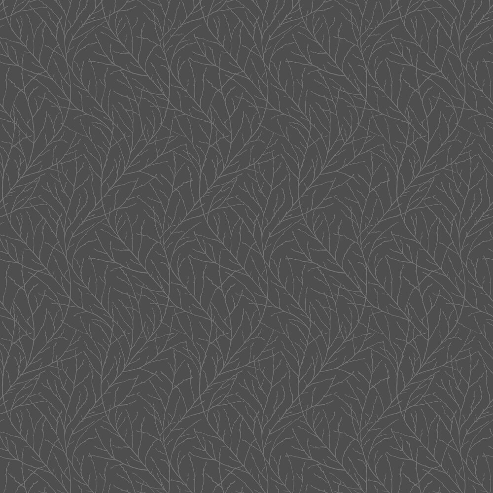 Engblad & Co Branches Black Wallpaper - Product code: 8974