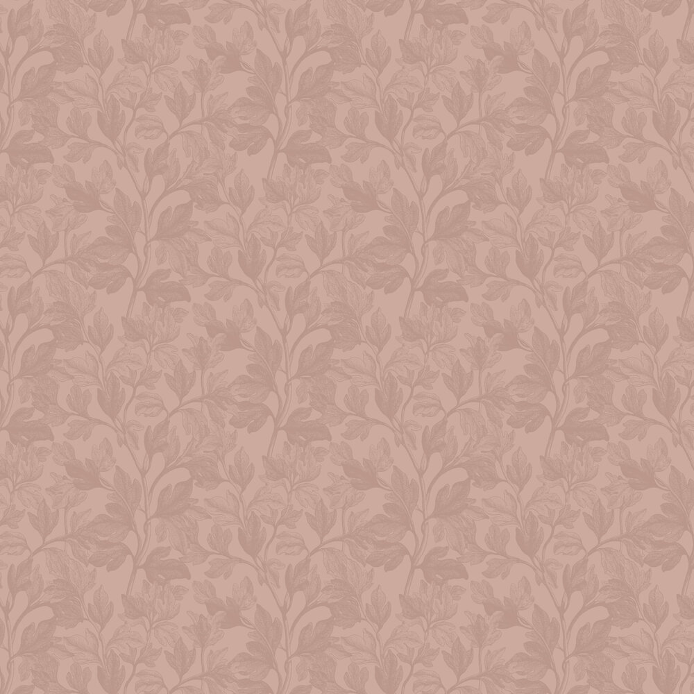 Fig Wallpaper - Pink - by Engblad & Co