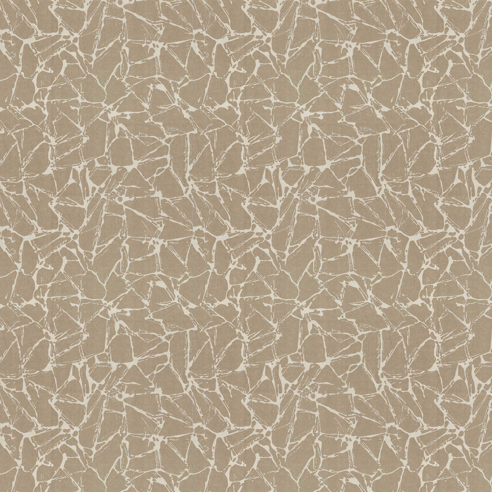 Glaze Wallpaper - Gold - by 1838 Wallcoverings