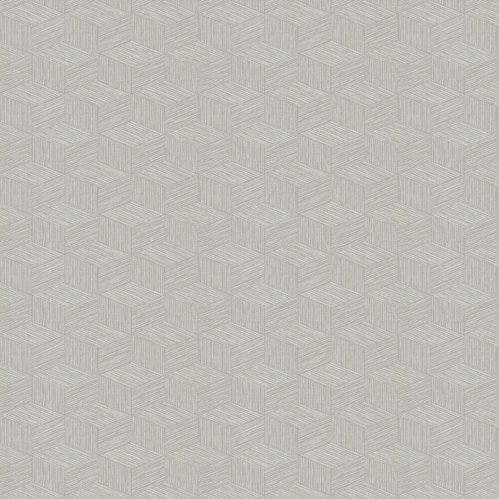 Bakau Wallpaper - Grey - by Albany