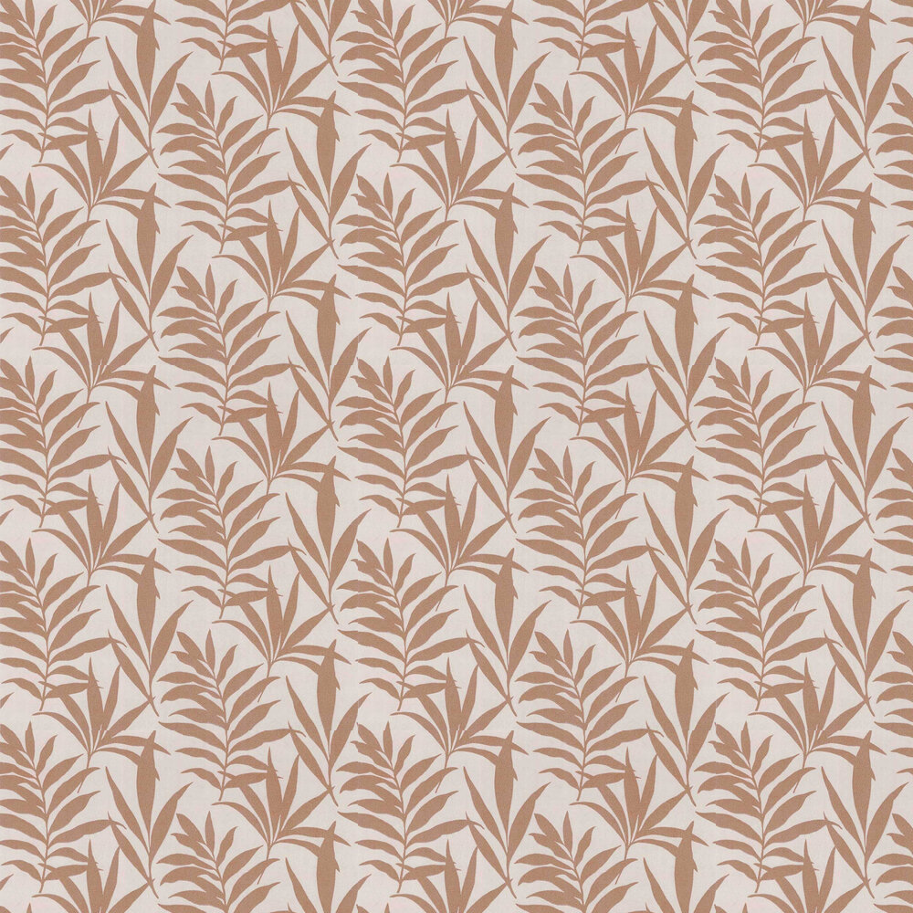 Verdi Wallpaper - Coral - by 1838 Wallcoverings