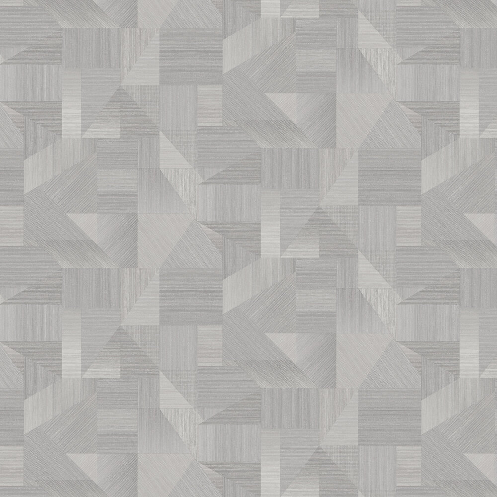 Laronda  Wallpaper - Grey - by Albany