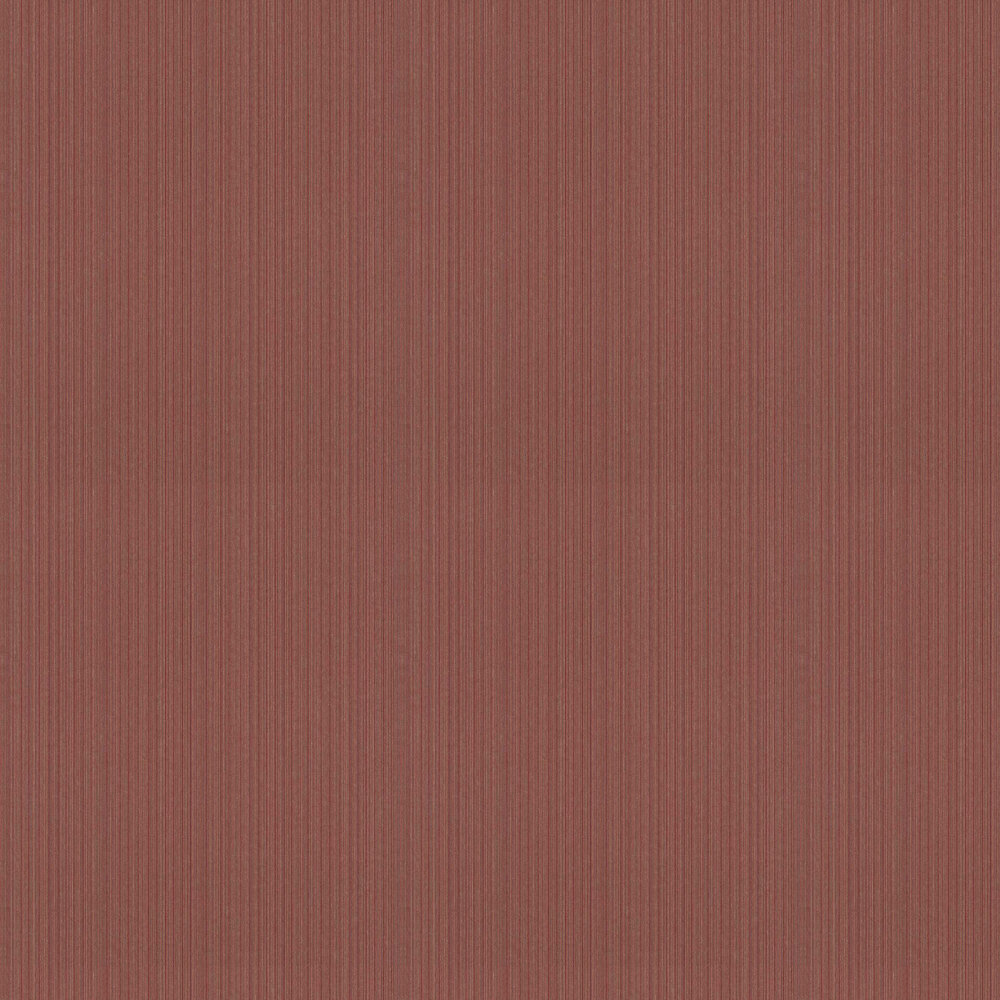Strie Plain Wallpaper - Red - by Elite Wallpapers