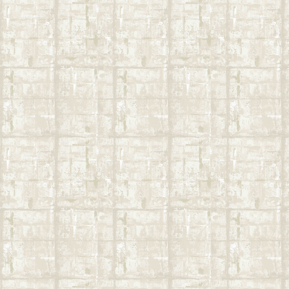 Patina Wallpaper - Pearl - by 1838 Wallcoverings
