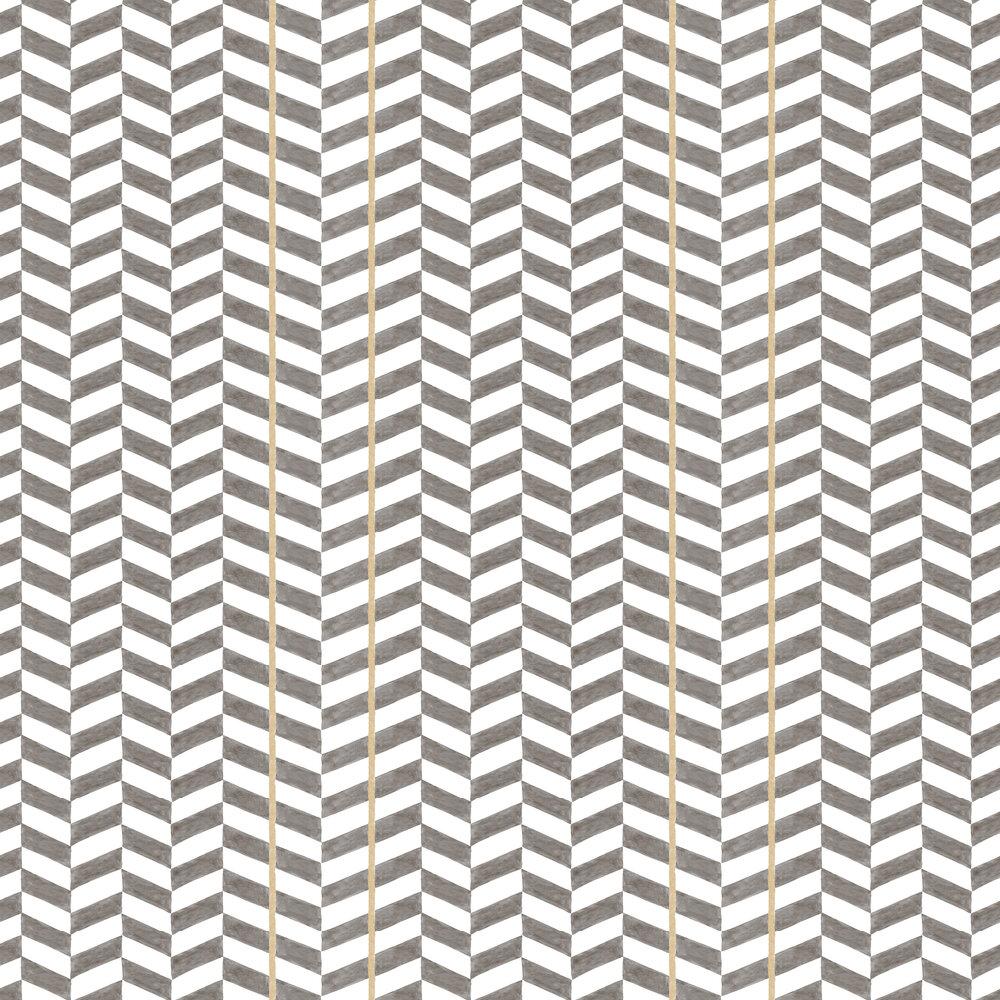 Espiga Wallpaper - Lead - by Coordonne