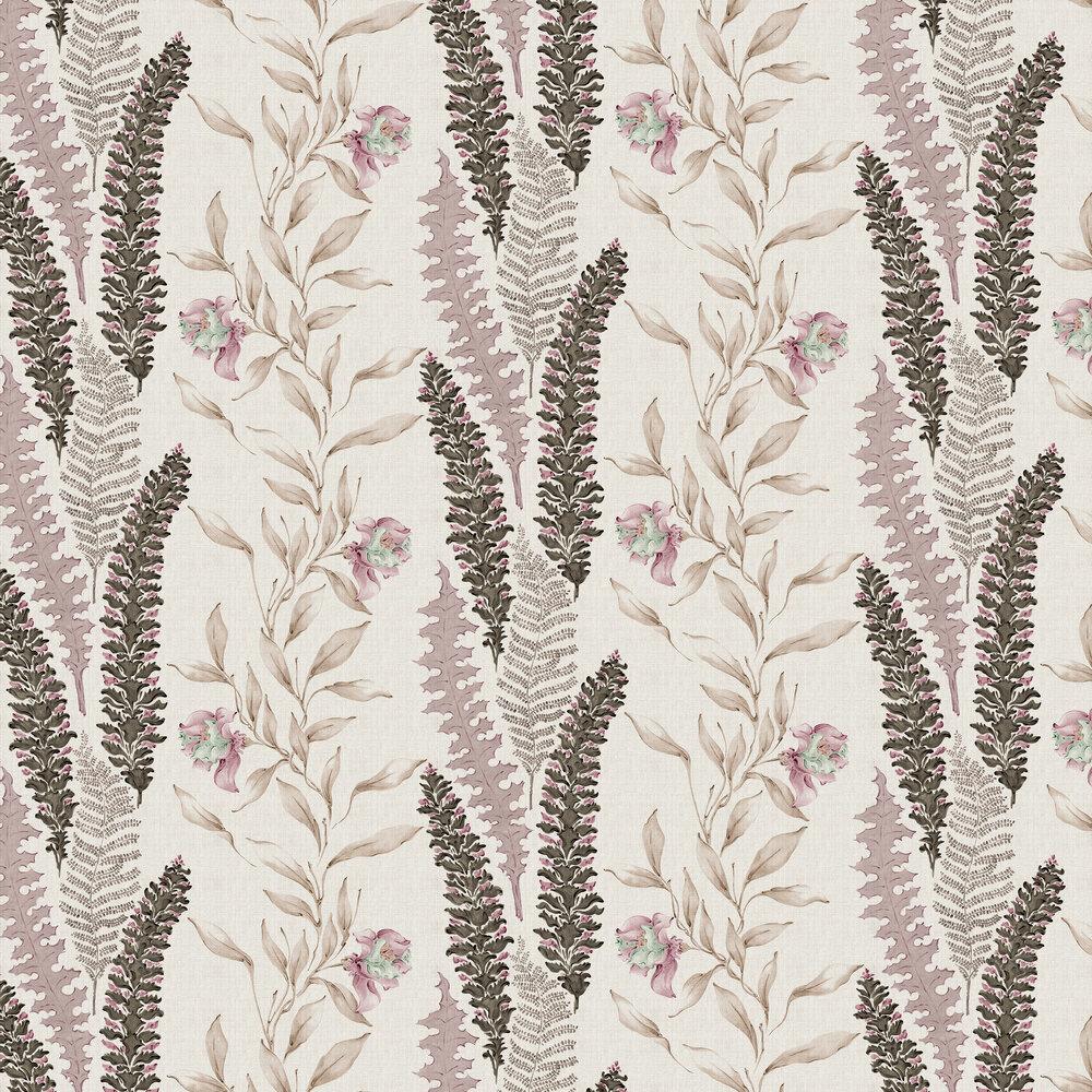 Floral Wallpaper - Blush Pink - by Coordonne