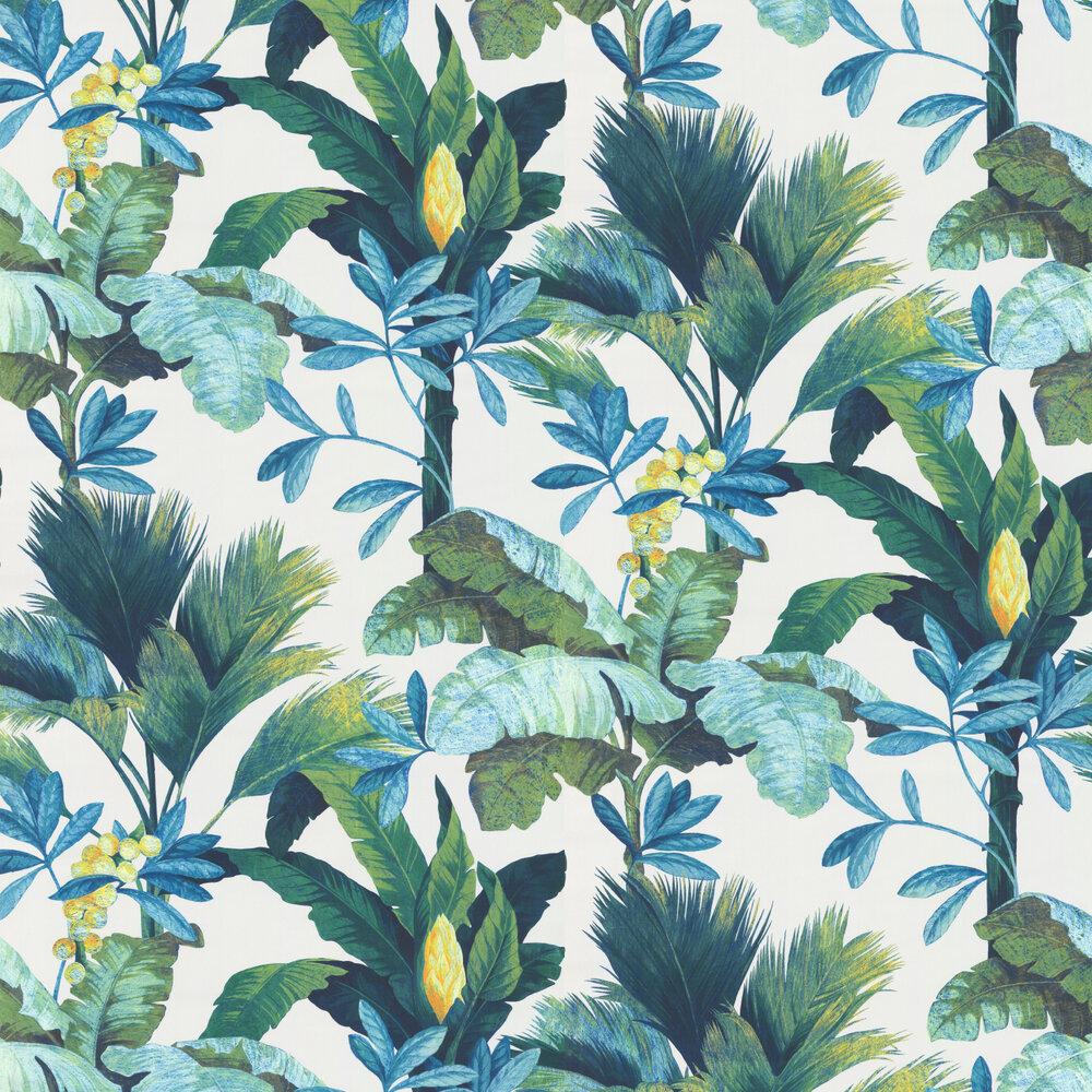 Manuel Canovas Salengro Green Wallpaper - Product code: 03095-03