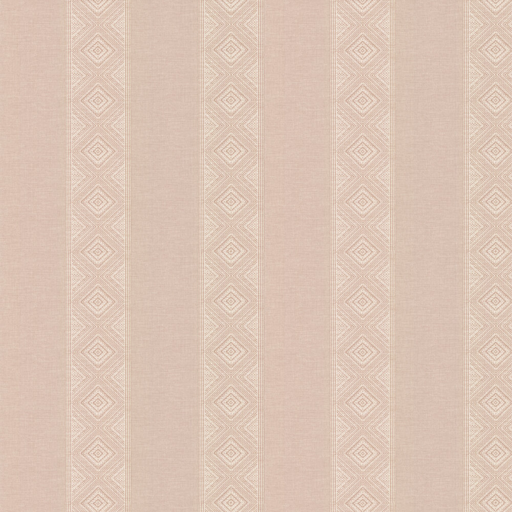 Manuel Canovas Taya Old Rose Wallpaper - Product code: 03096-04