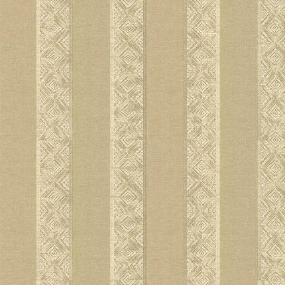 Manuel Canovas Taya Ochre Wallpaper - Product code: 03096-05