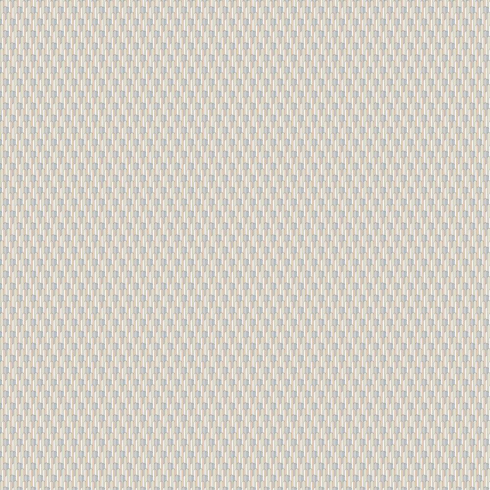 Deco Wallpaper - Beige - by Tres Tintas