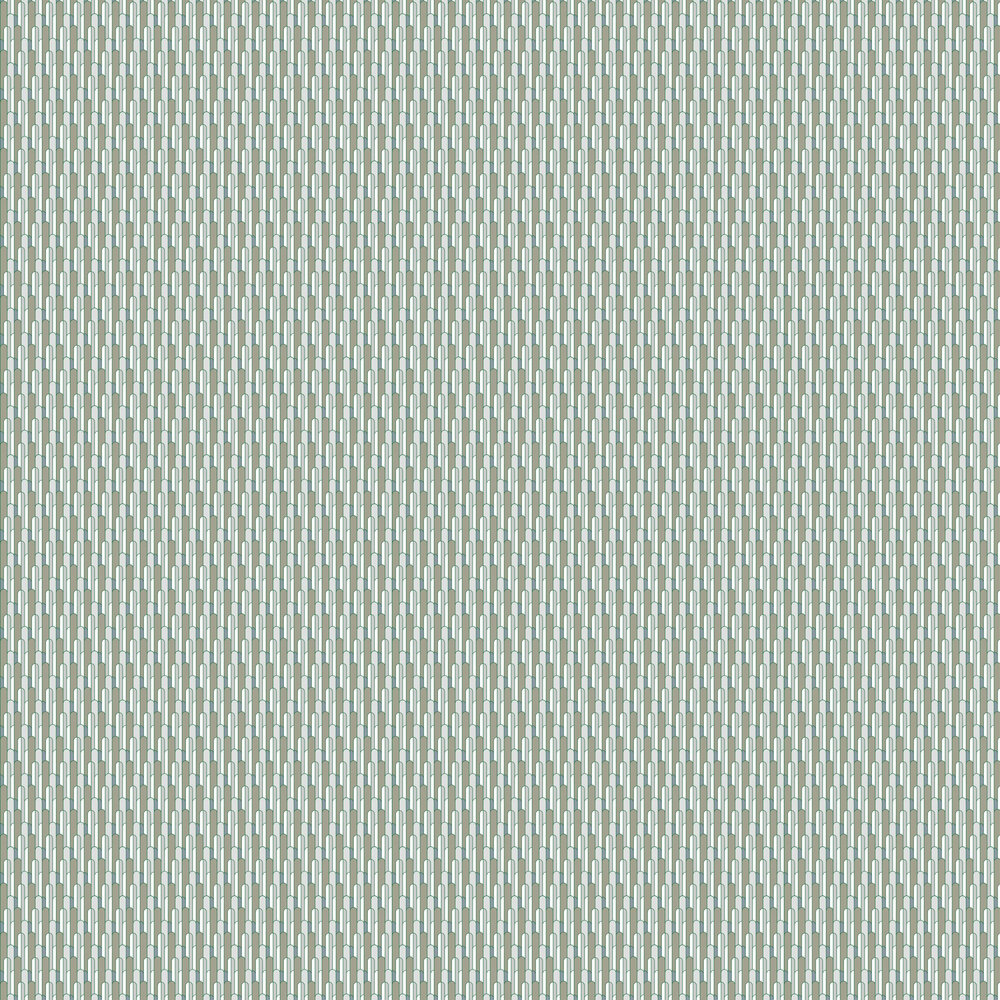 Deco Wallpaper - Green - by Tres Tintas