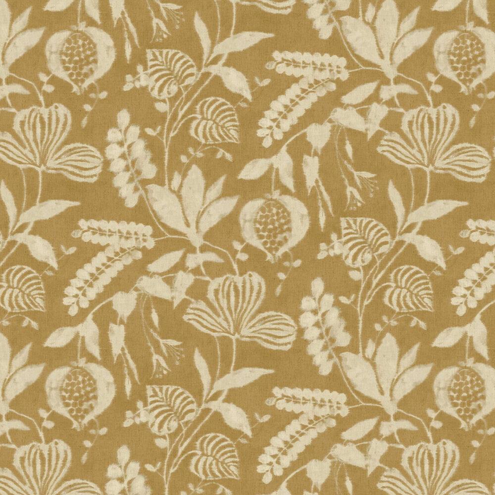 Garden Trail Wallpaper - Amber - by Eijffinger