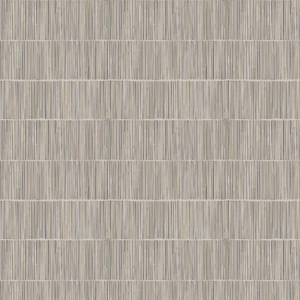 Linear Wallpaper - Stone - by Eijffinger