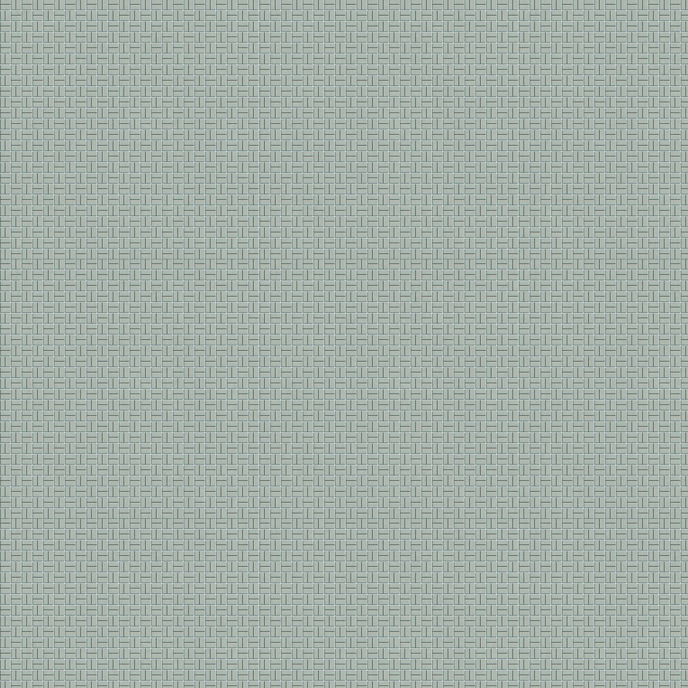 Llosa Wallpaper - Mint - by Tres Tintas