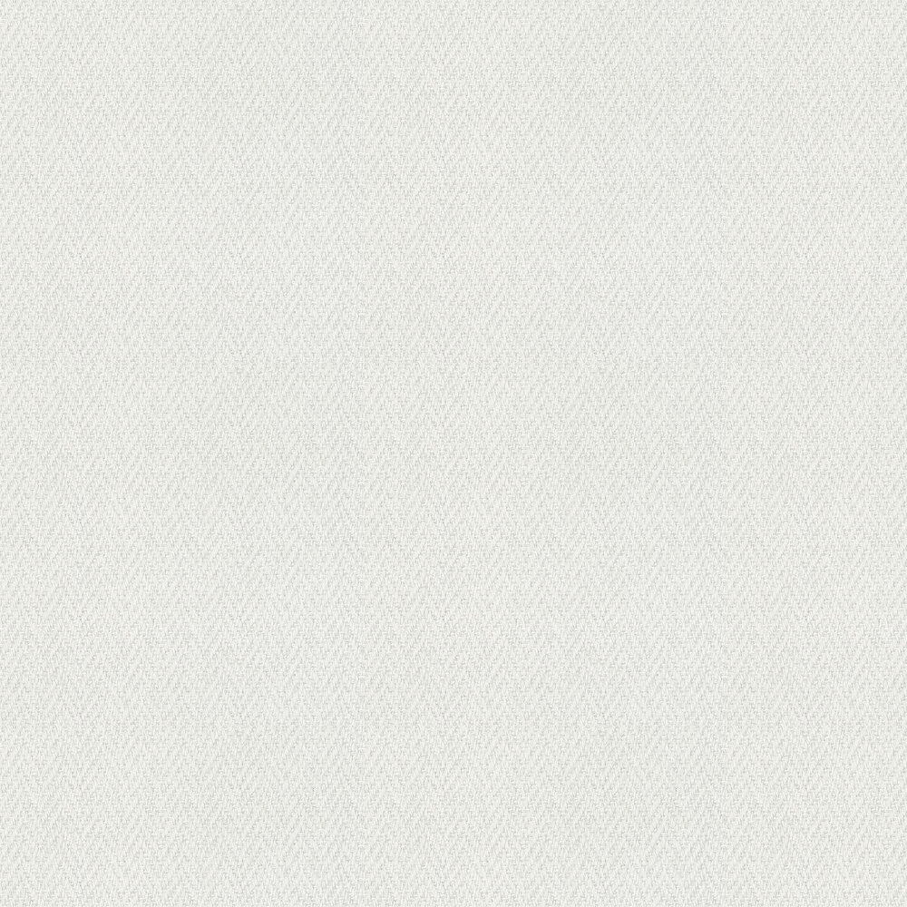 Weave Wallpaper - Ivory - by Galerie