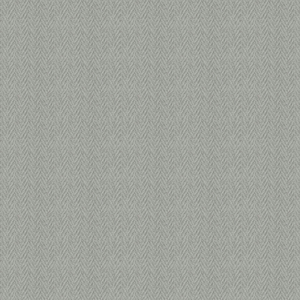 Weave Wallpaper - Grey - by Galerie