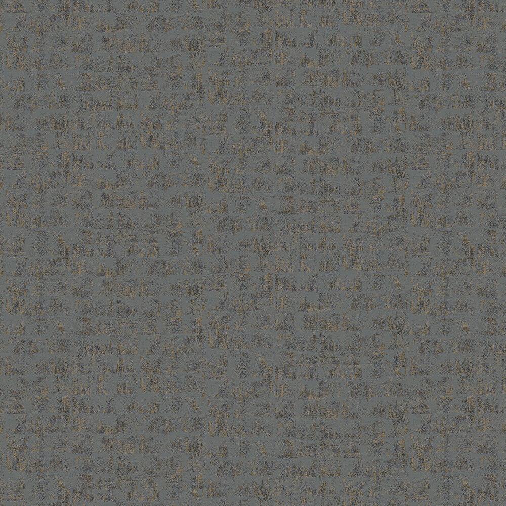 Rust Wallpaper - Grey - by Galerie