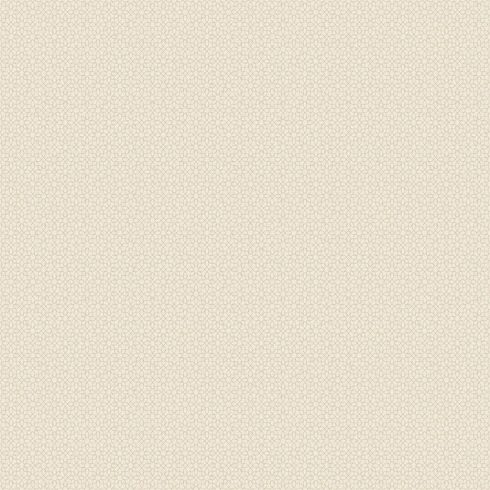 Geo Tile Wallpaper - Nude - by Galerie