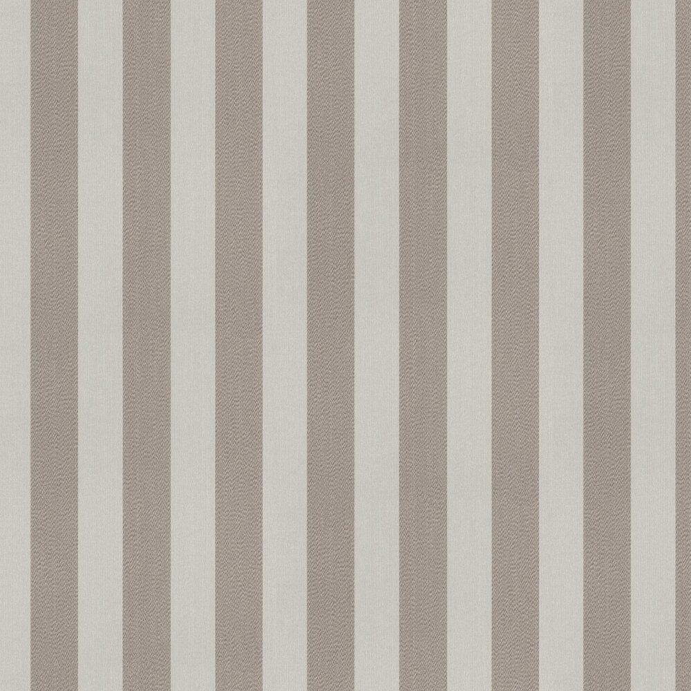 Stripe Textured Wallpaper - Grey - by Elite Wallpapers