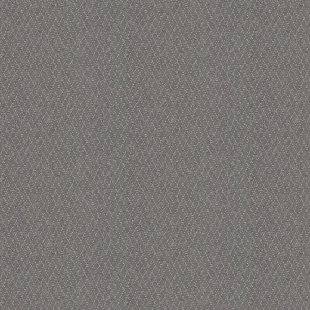 Netting Wallpaper - Beige - by Galerie