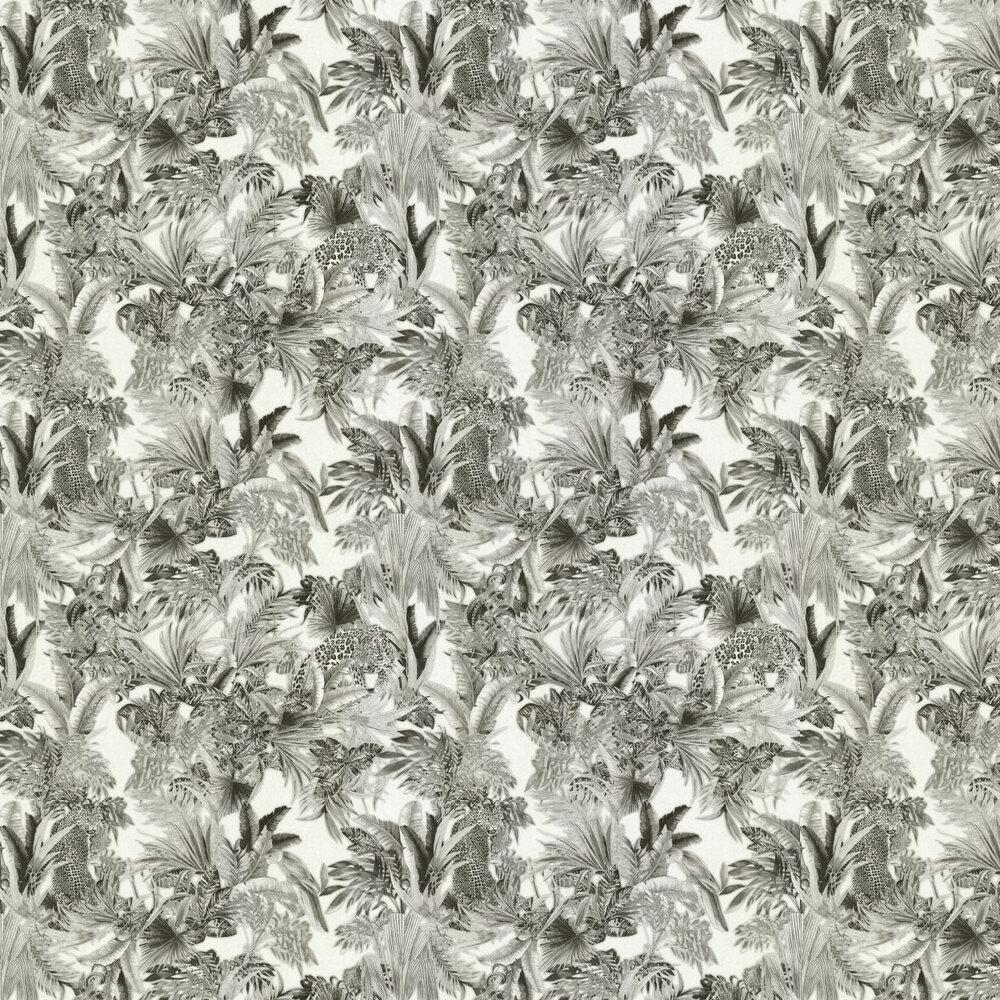 Kenya  Wallpaper - Mono - by Roberto Cavalli