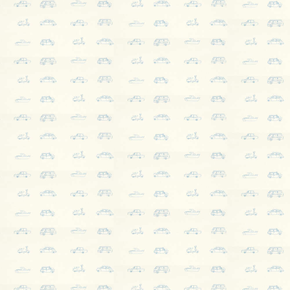 Go Go Retro Wallpaper - Cream - by Harlequin