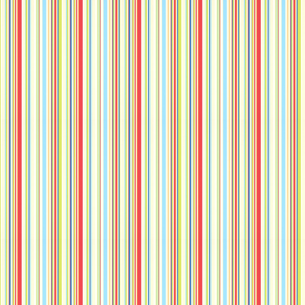 Rush Wallpaper - Multi - by Harlequin