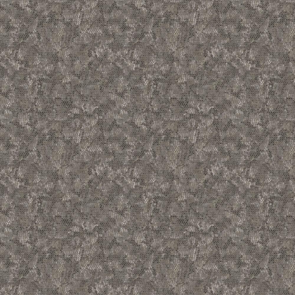 Snake Effect Wallpaper - Grey - by Eijffinger