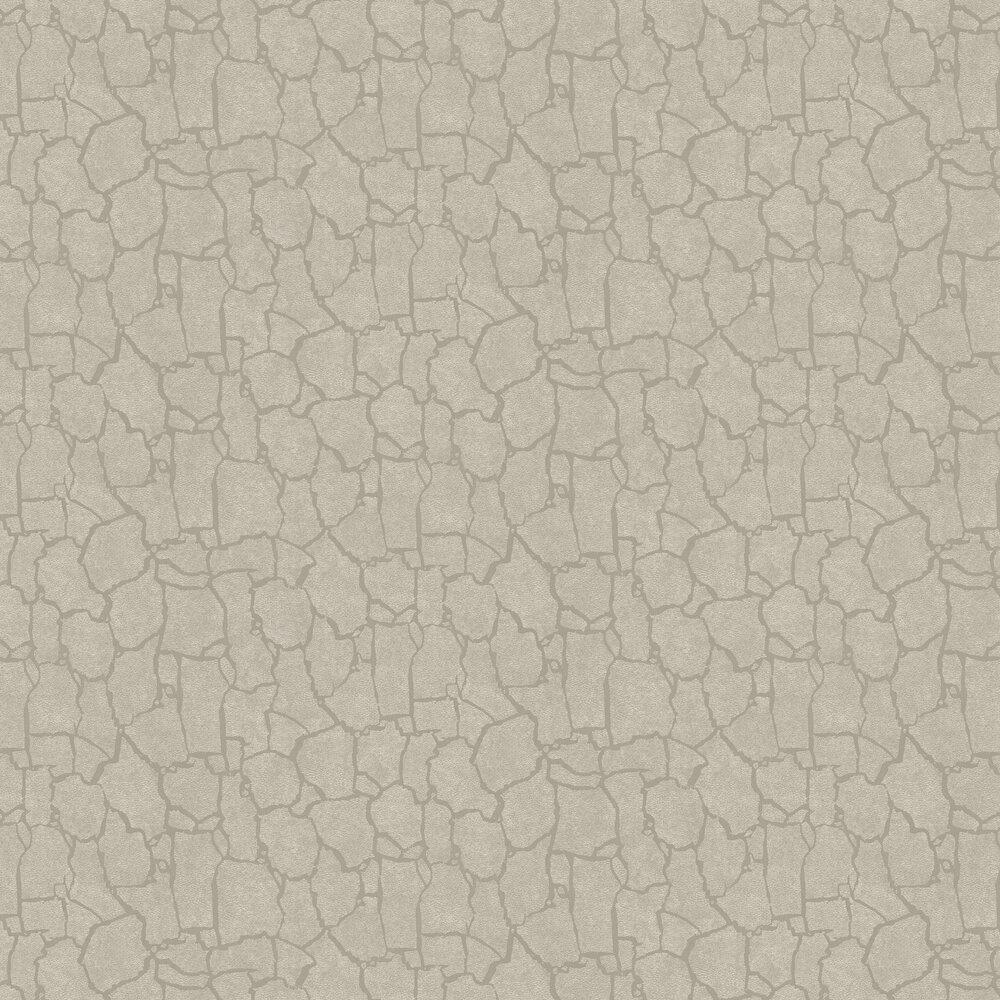 Giraffe Effect Wallpaper - Grey - by Eijffinger